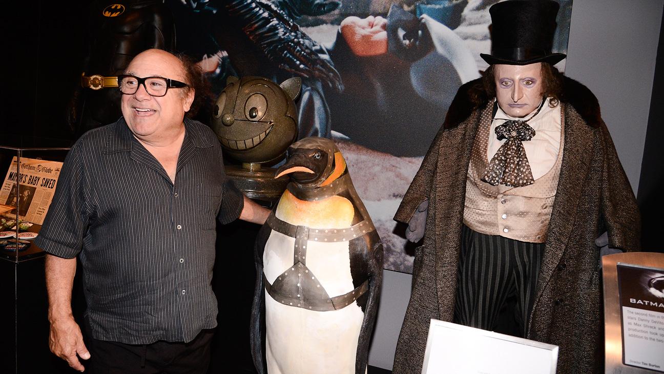 Danny DeVito Batman Exhibit - H 2014
