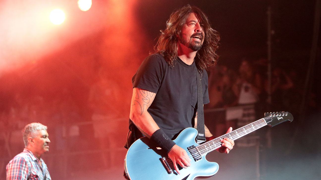 Dave Grohl Firefly - H 2014
