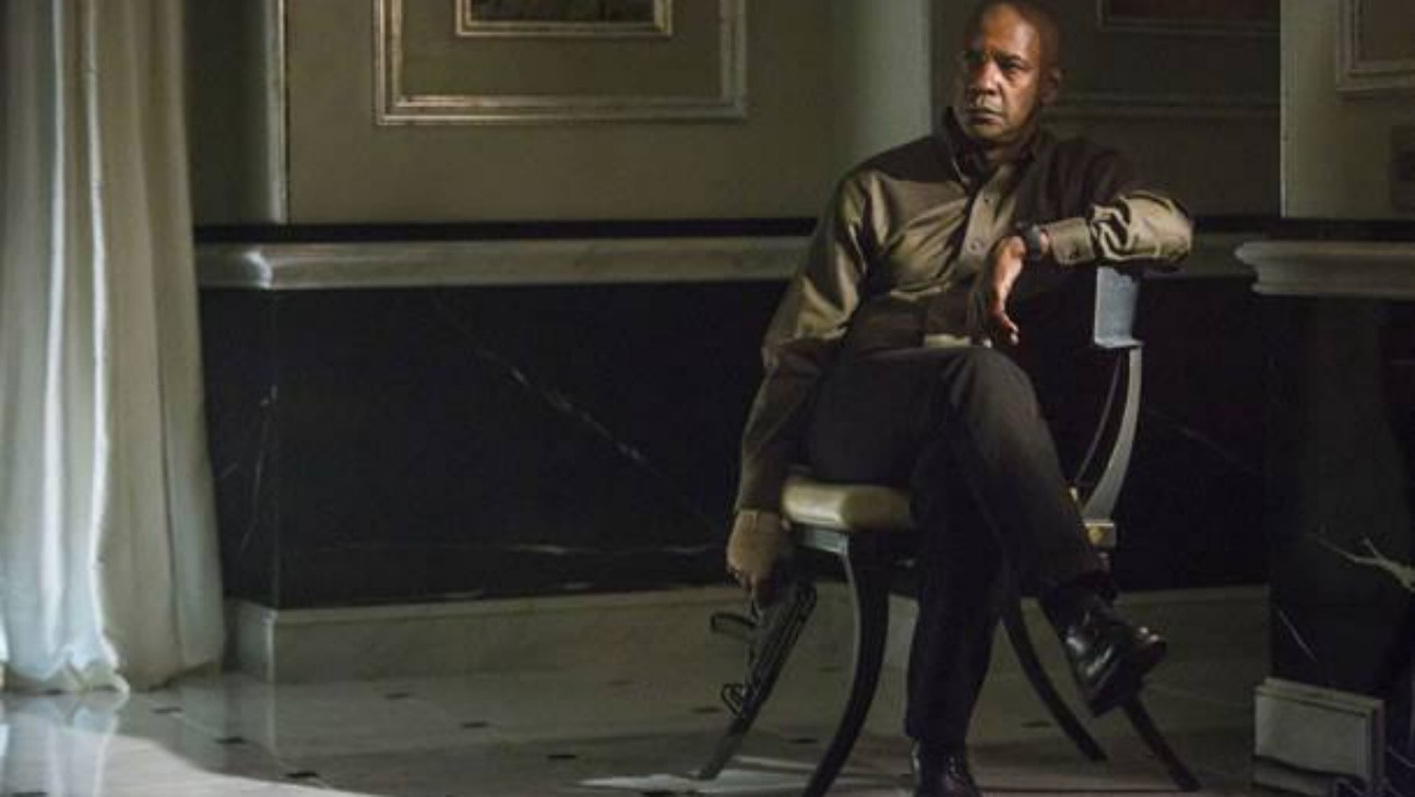 Denzel Washington The Equalizer - H - 2014
