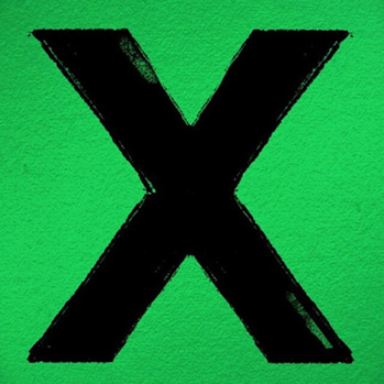 Ed Sheeran X Album Cover - S 2014