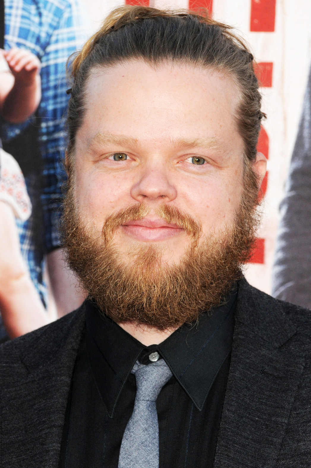 Elden Henson Neighbors Premiere - P 2014
