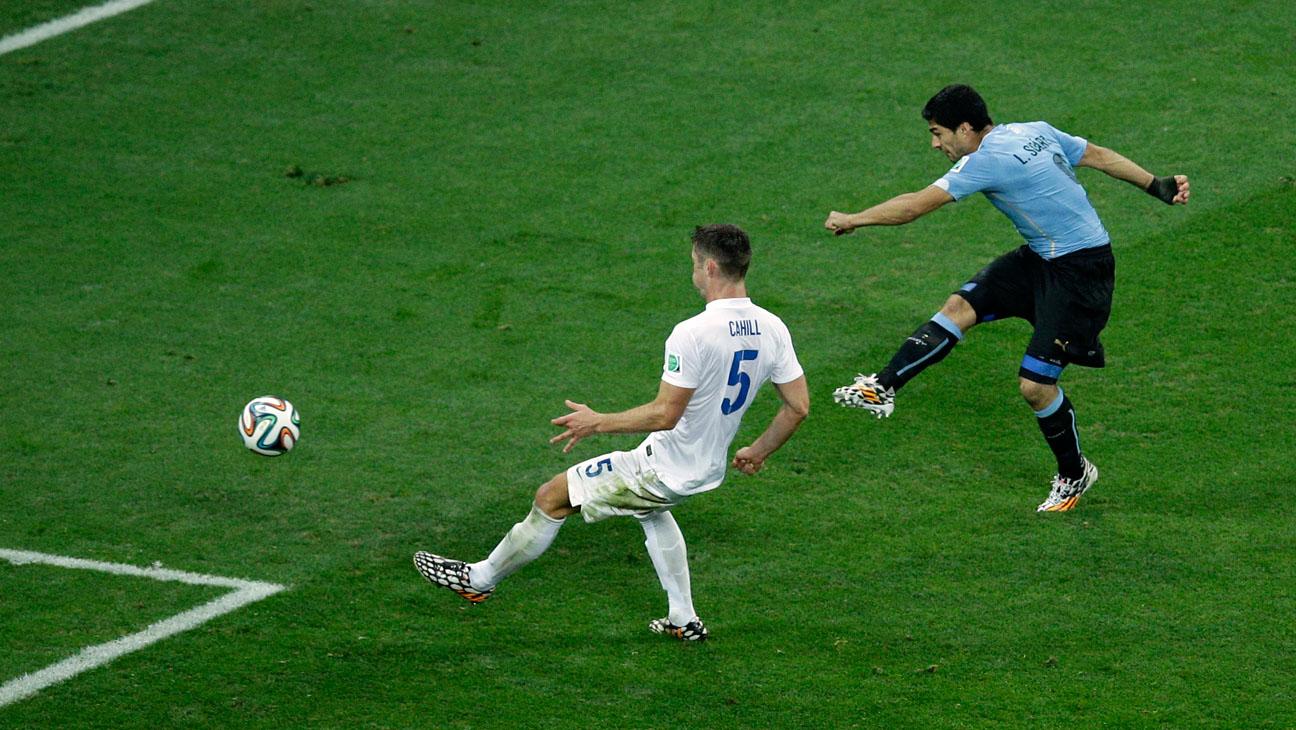 England vs. Uruguay World Cup - H 2014