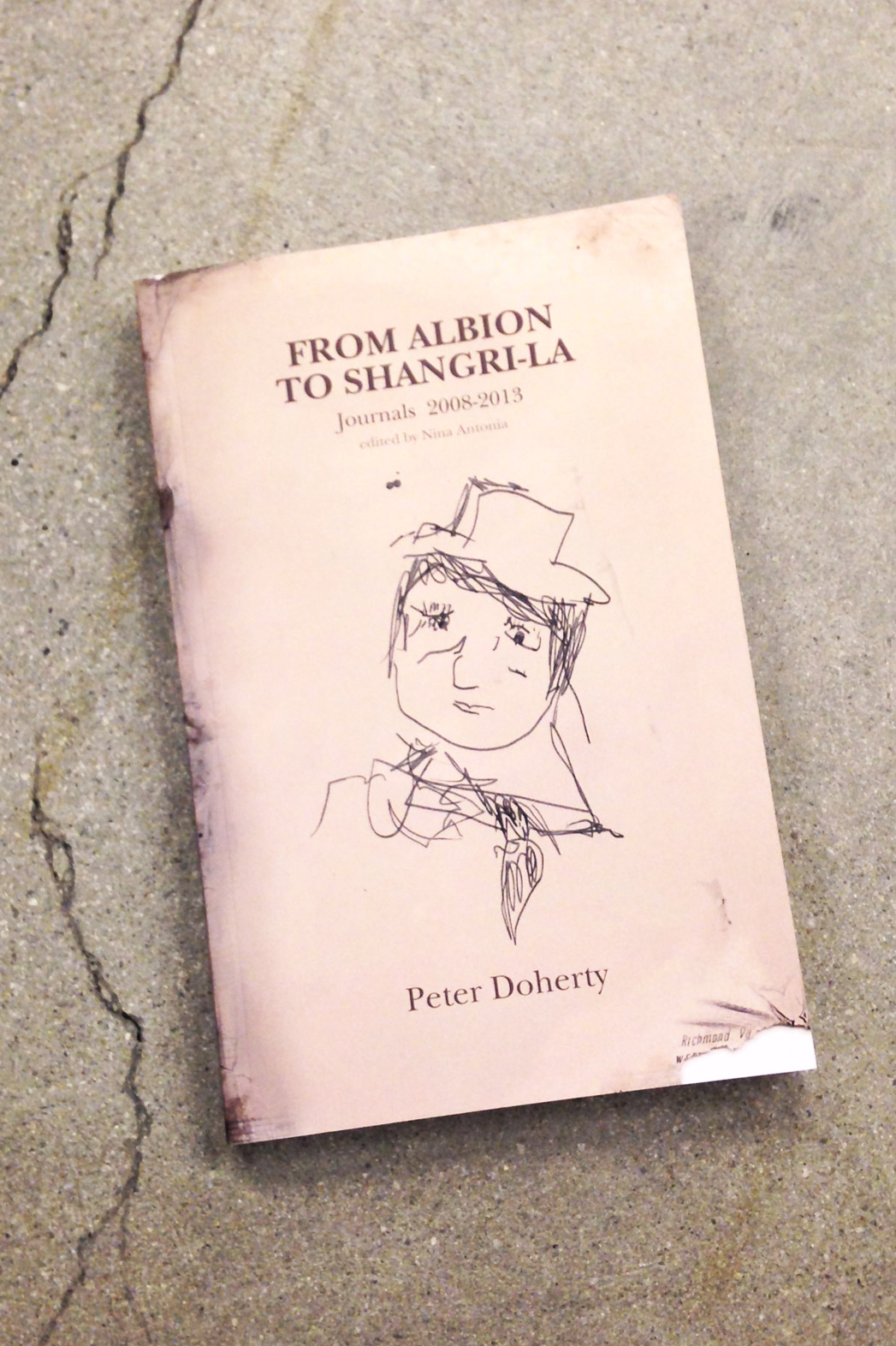 From Albion to Shangri-La Book Cover - P 2014