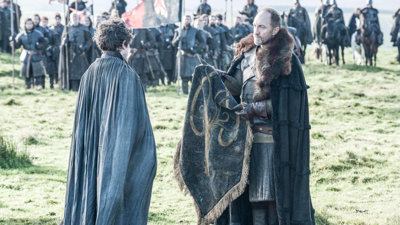 Game of Thrones Iwan Rheon Michael McElhatton Episodic - H 2014