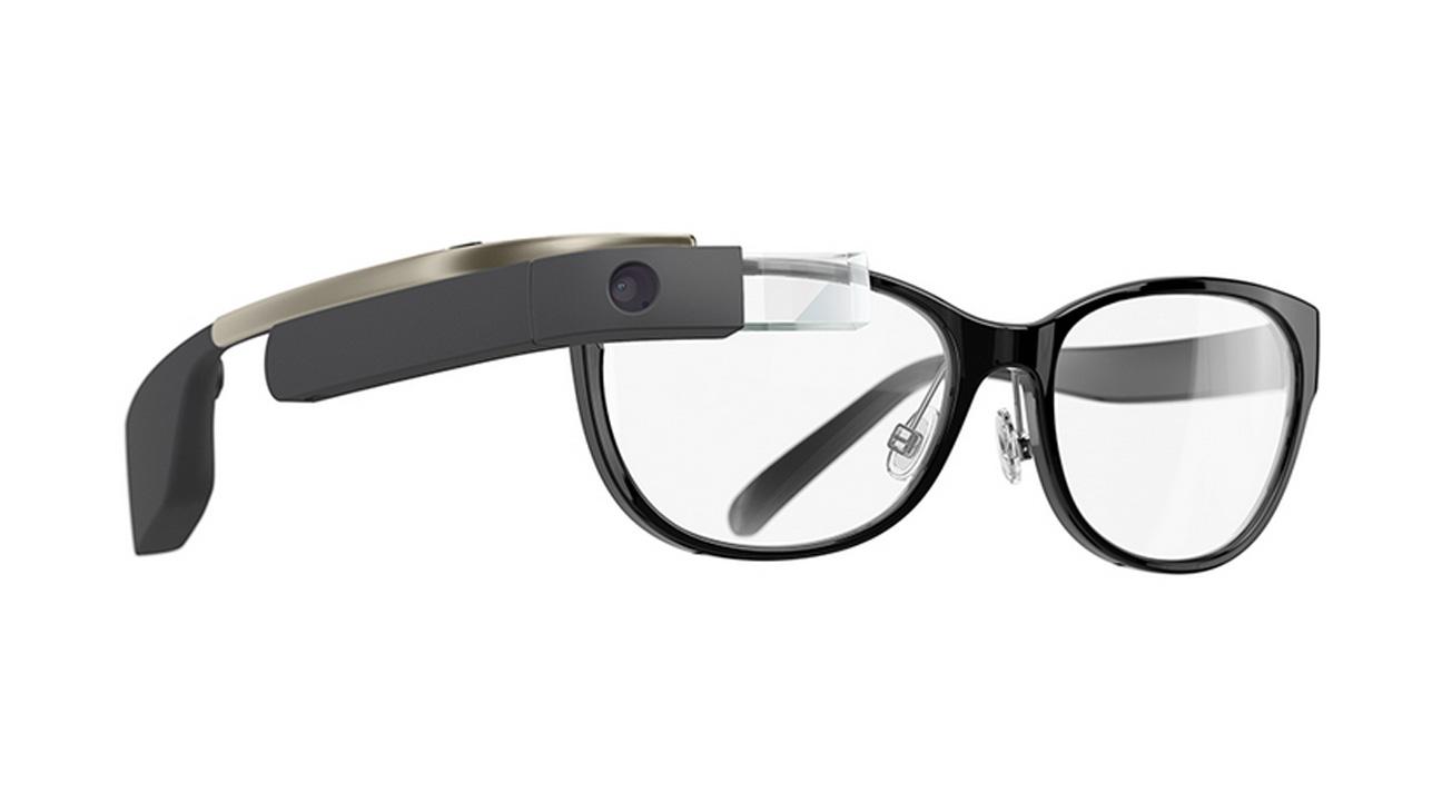 Google Glass DVF - H 2014