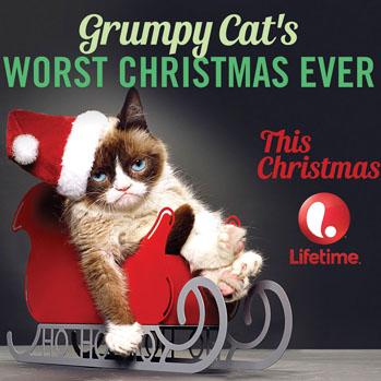 Grumpy Cat Christmas Special - P 2014