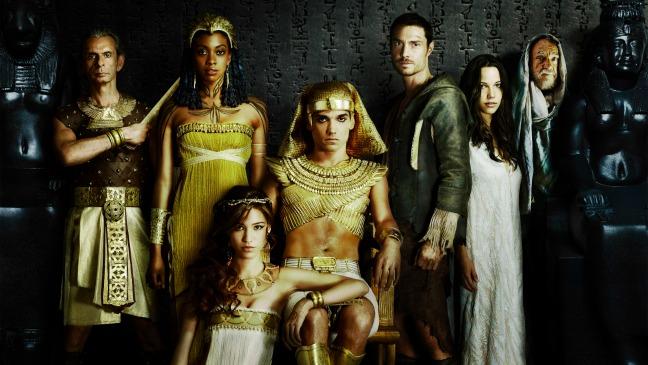 Hieroglyph Cast - H 2014