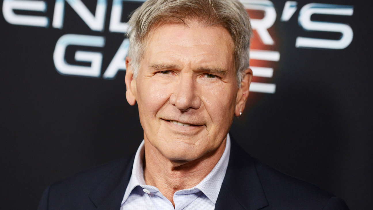 Harrison Ford Ender's Game Premiere Arrivals - H 2014
