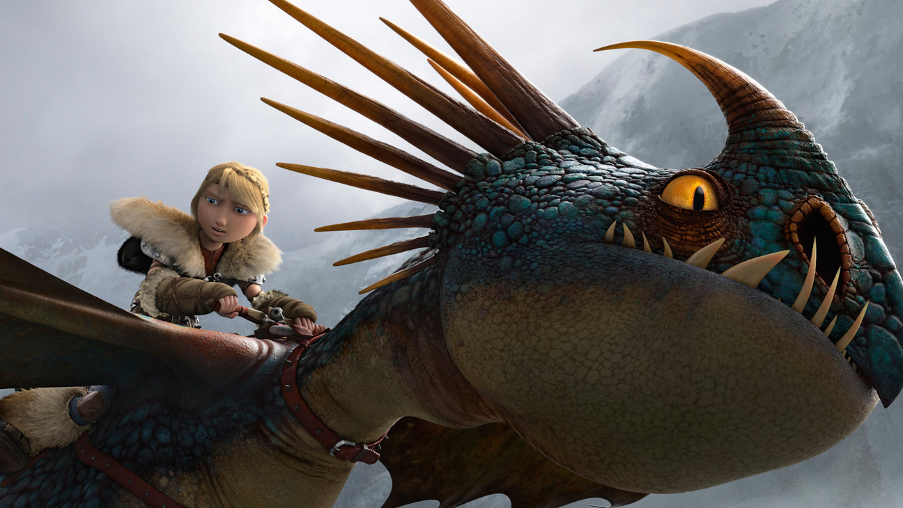 How to Train your Dragon 2 Still 2 - H 2014