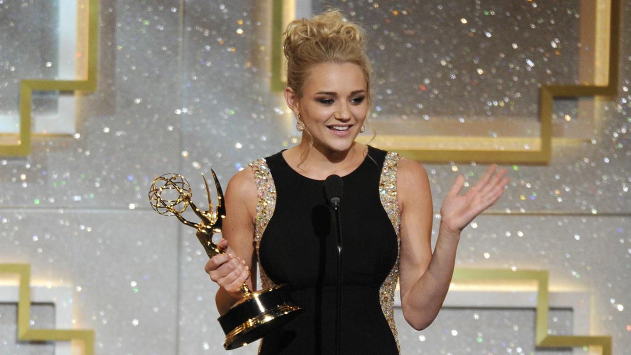 Hunter King Daytime Emmy Awards - H 2014