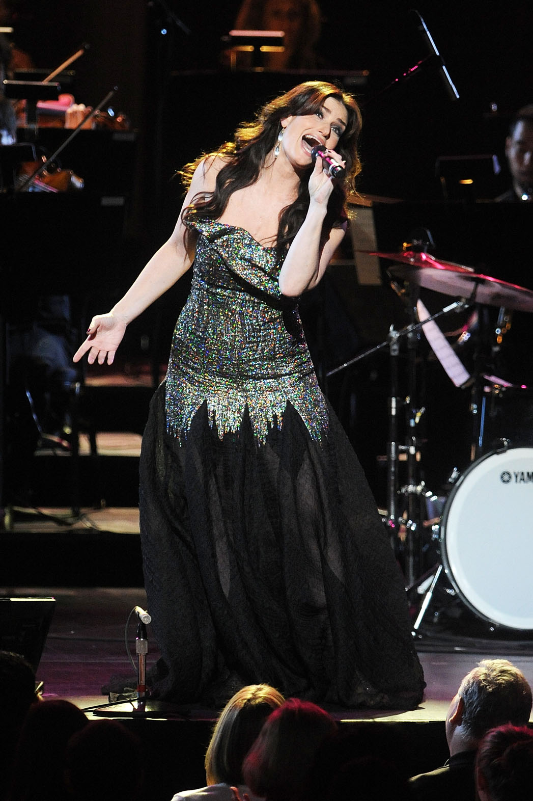 Idina Menzel Radio City Music Hall Performing - P 2014