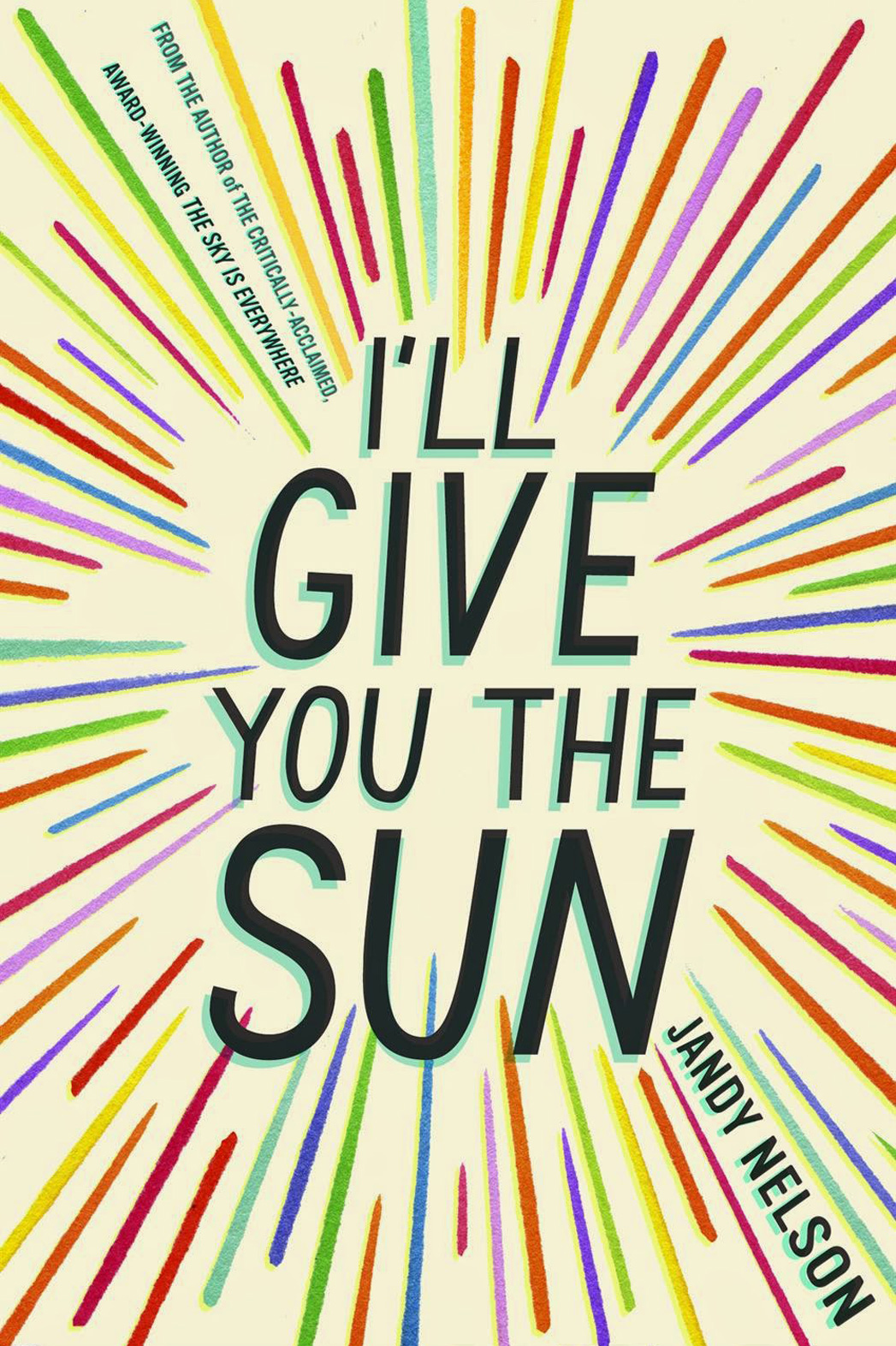 I'll Give You The Sun Cover - P 2014