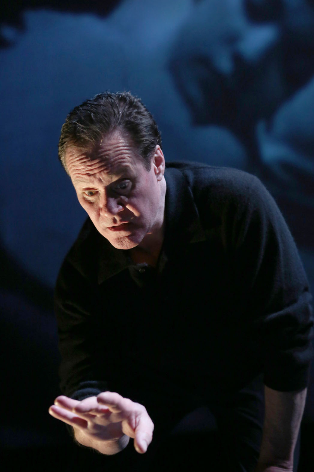 Jack Lemmon Returns Production Still - P 2014