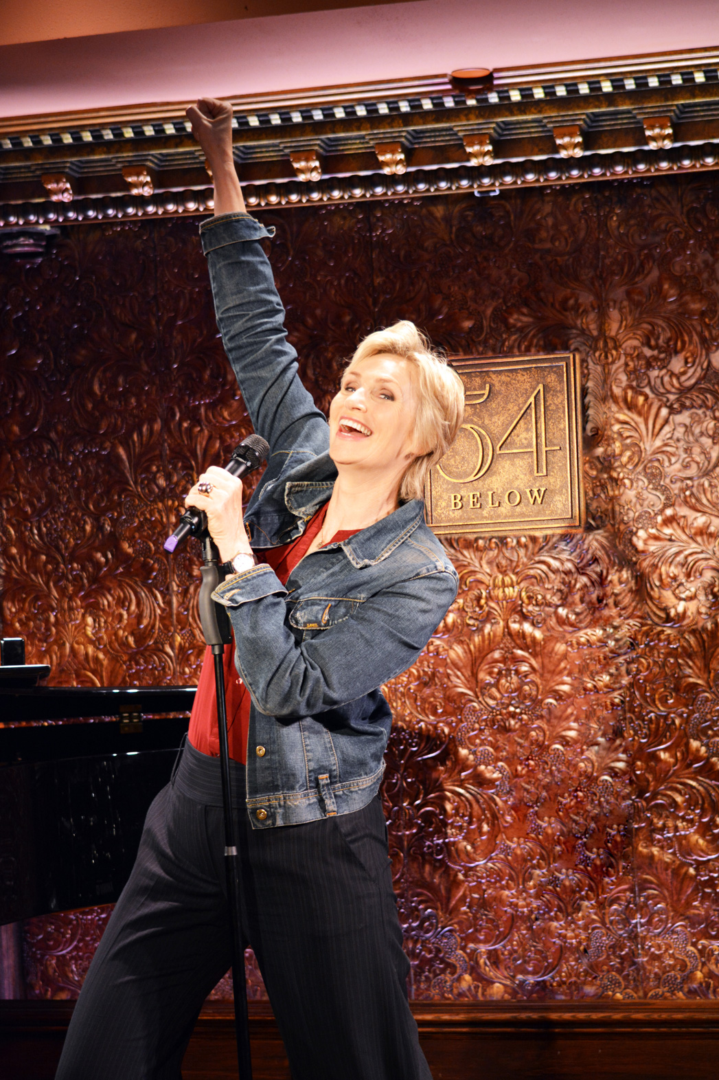 Jane Lynch 54 Below - P 2014