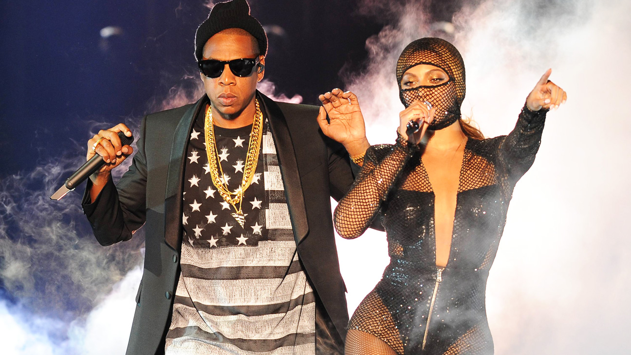 Jay-z Beyonce On the Run Tour Miami - H 2014