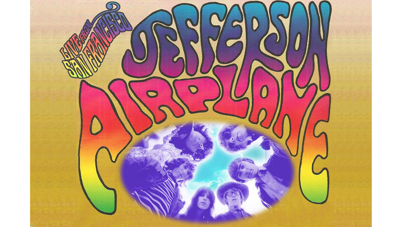 Jefferson AIrplane Art - H 2014