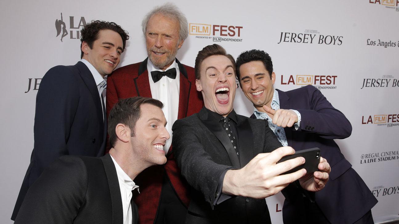 Jersey Boys Premiere LAFF - H 2014