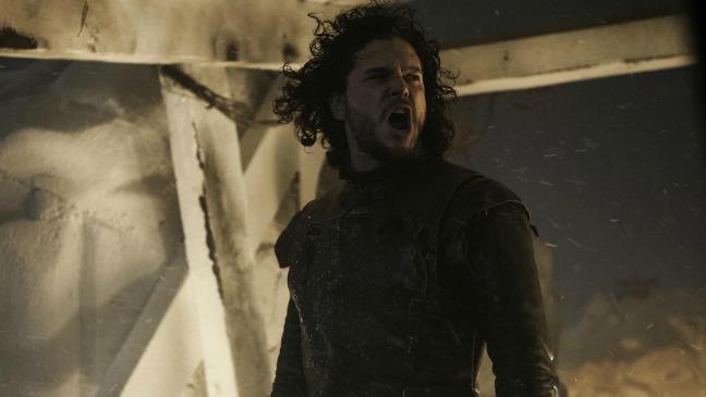 Game of Thrones Jon Snow 9 - H 2014