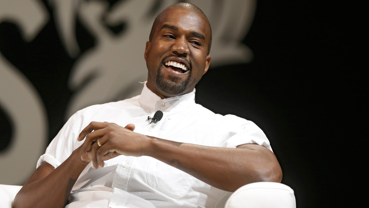 Kanye West Cannes Lions - H 2014