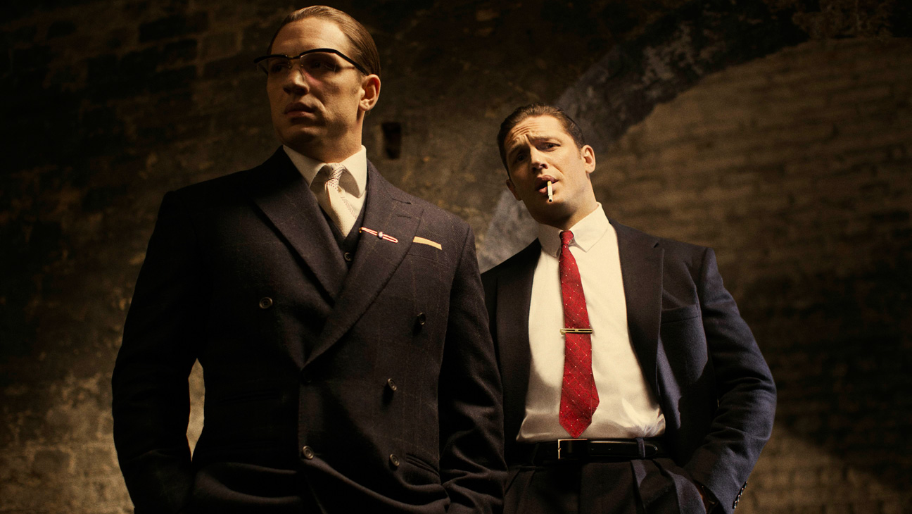 LEGEND Tom Hardy First Look Still - H 2014