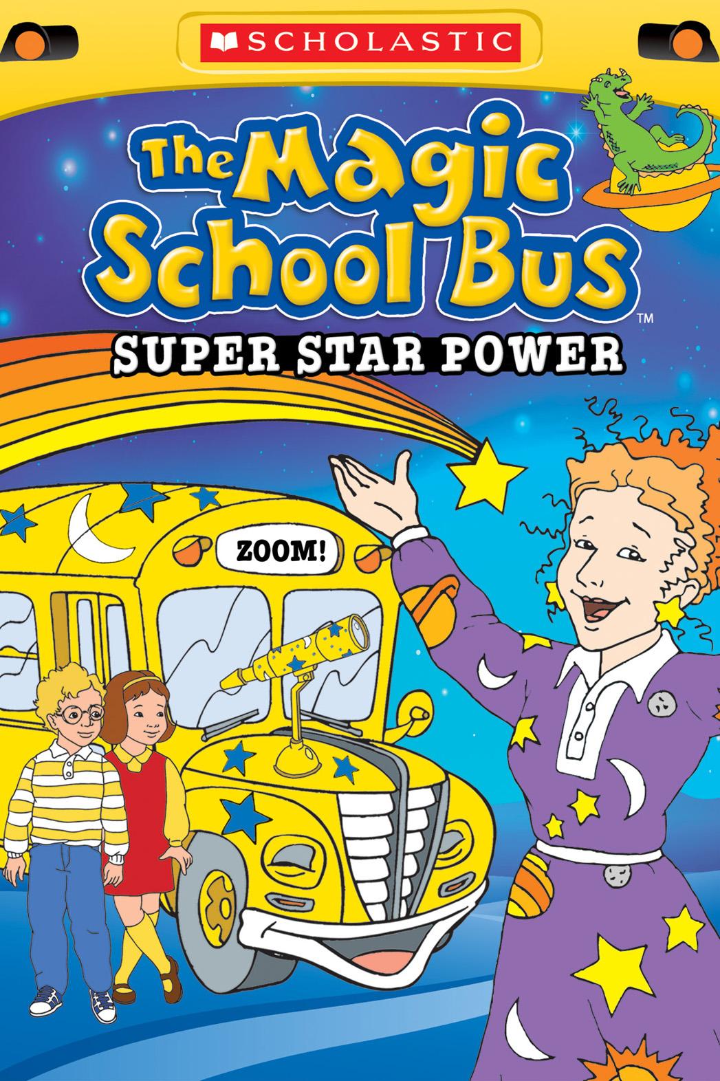 Magic School Bus Poster - P 2014
