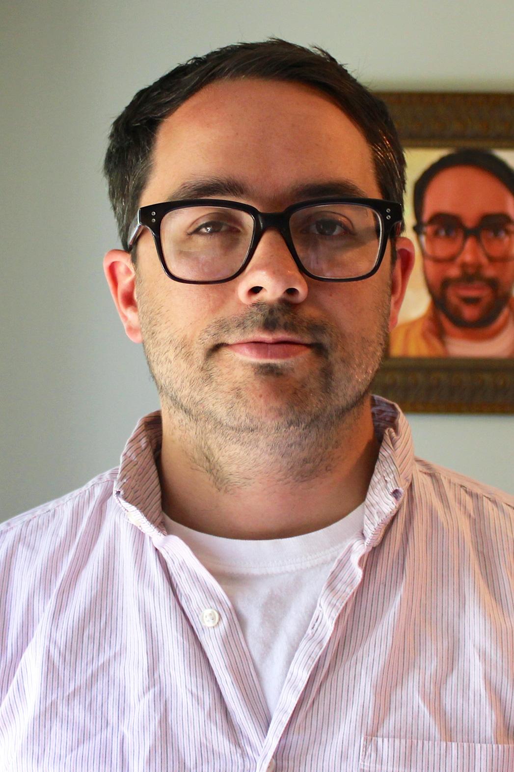 Matt Murray Headshot - P 2014