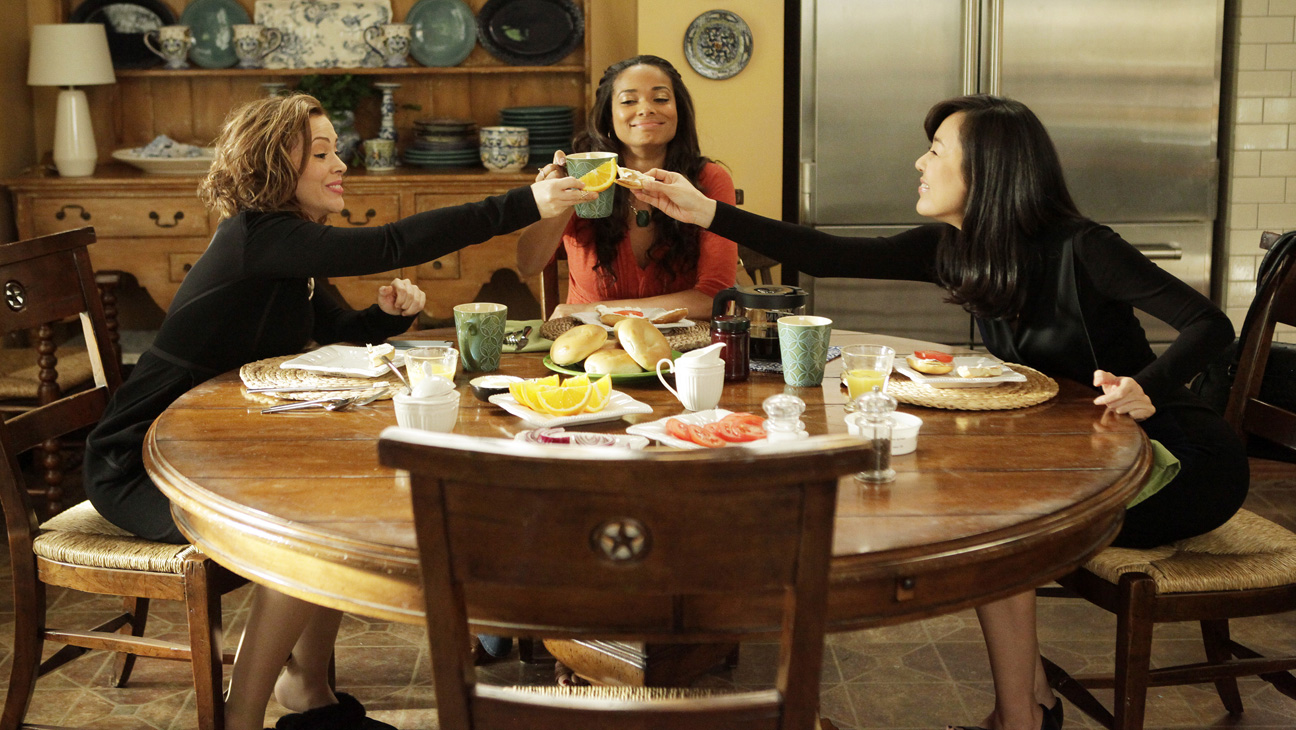 Mistresses Season 2 Breakfast Episodic - H 2014