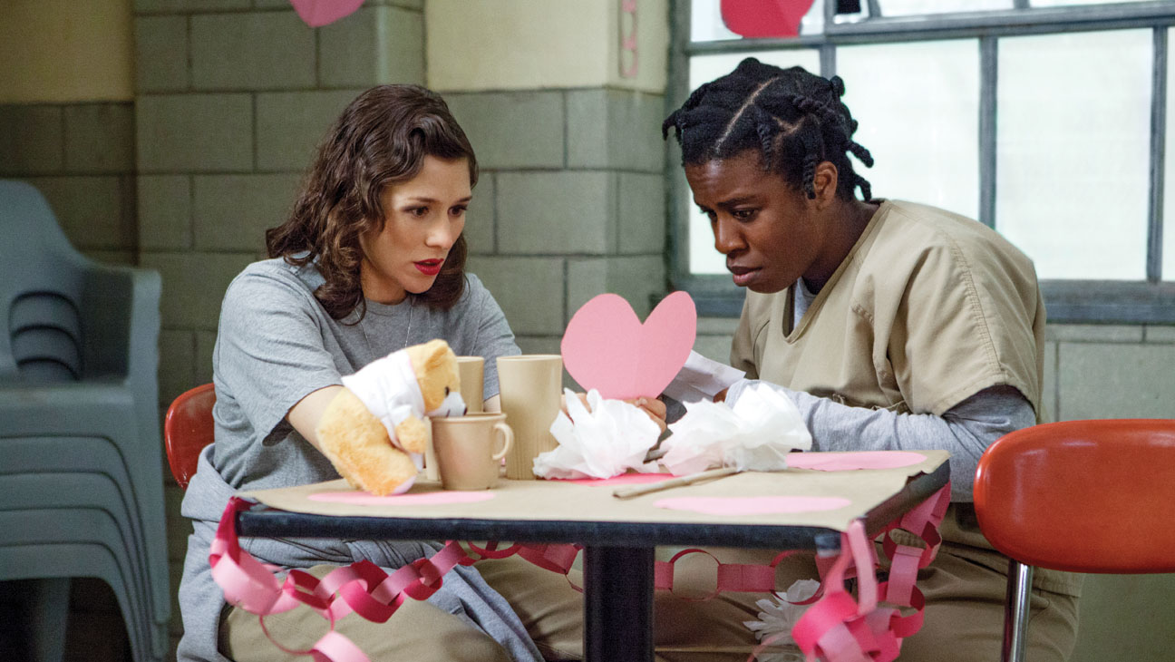 Orange Is The New Black Uzo Aduba Crazy Eyes - H 2014