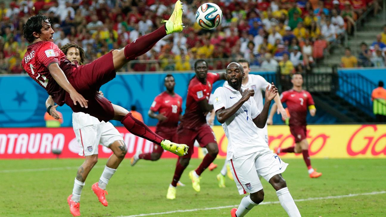 Portugal USA World Cup Match - H 2014
