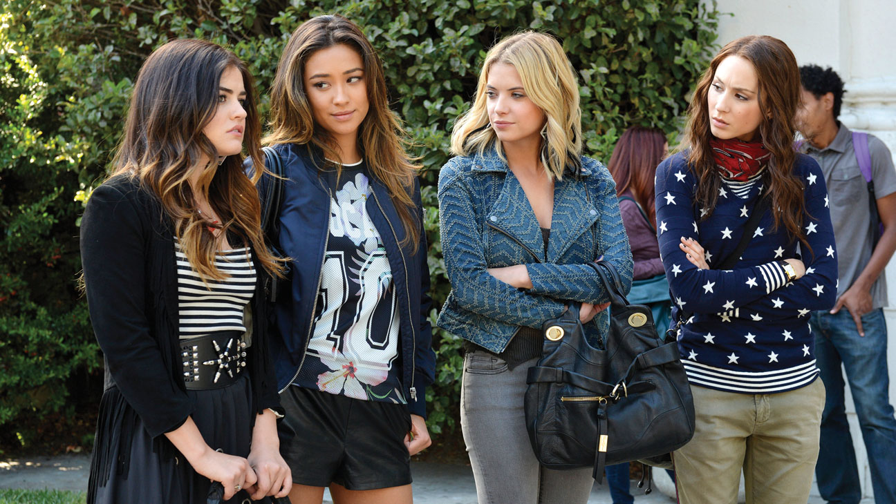 Pretty Little Liars How To Get Teens To Watch TV - H 2014