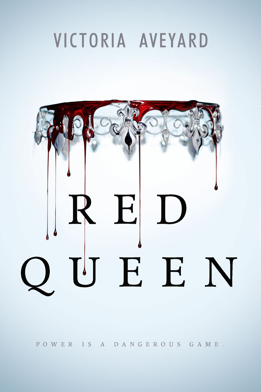 Red Queen Book Jacket - P 2014