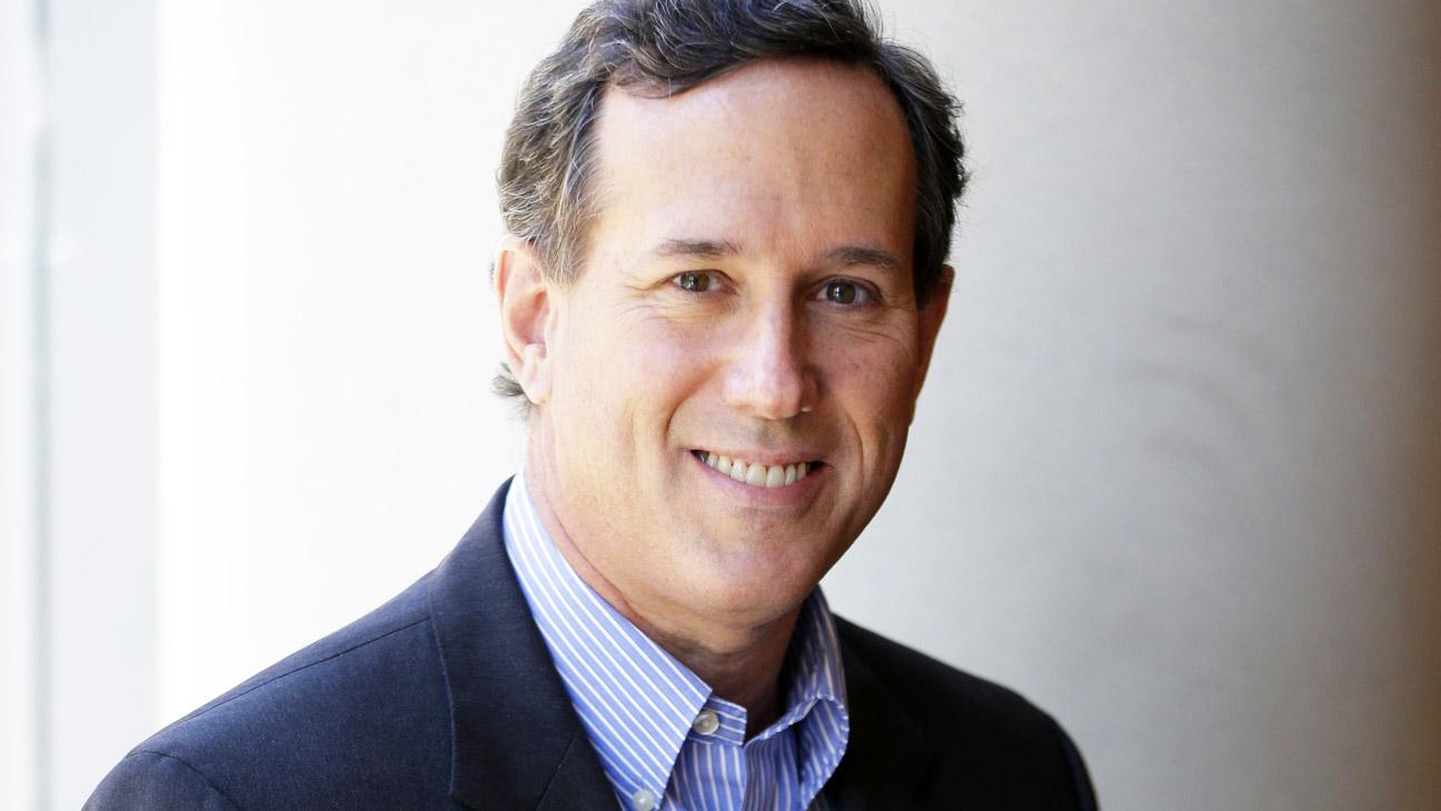 Rick Santorum Portrait - H 2014