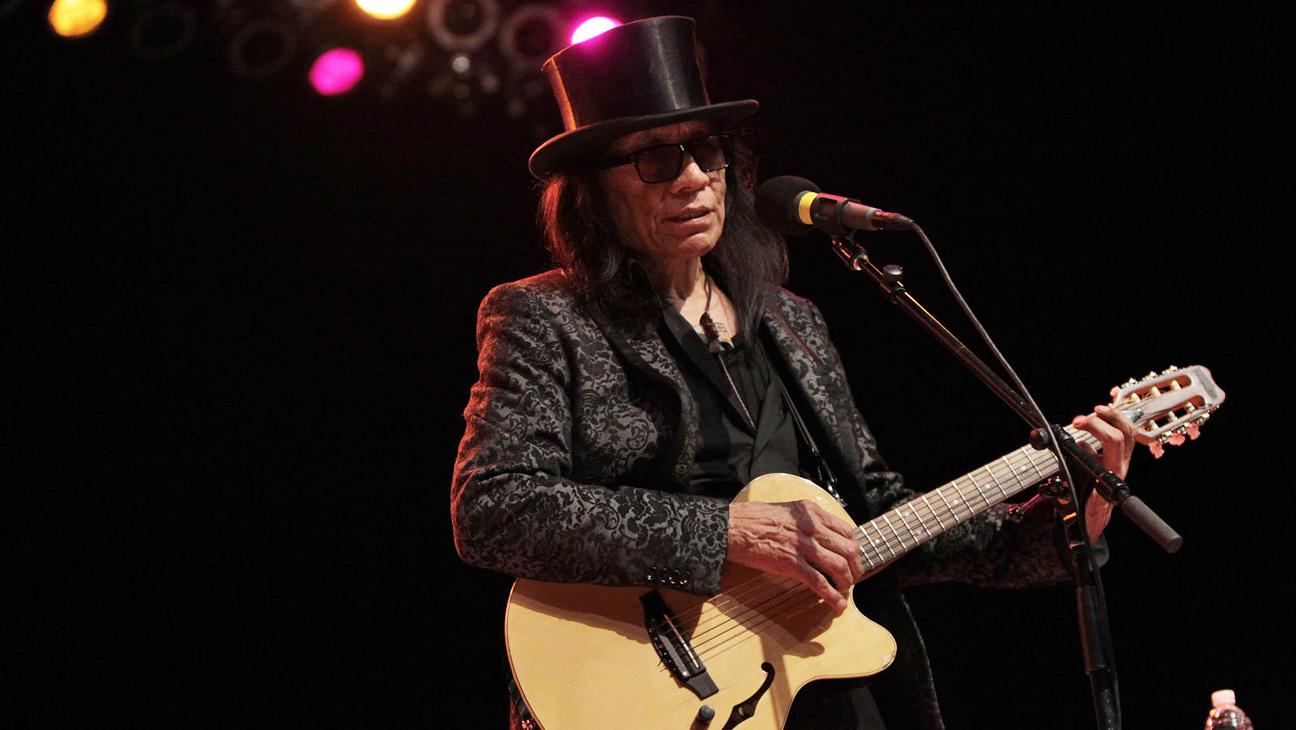 Rodriguez Performing at The Greek - H 2014