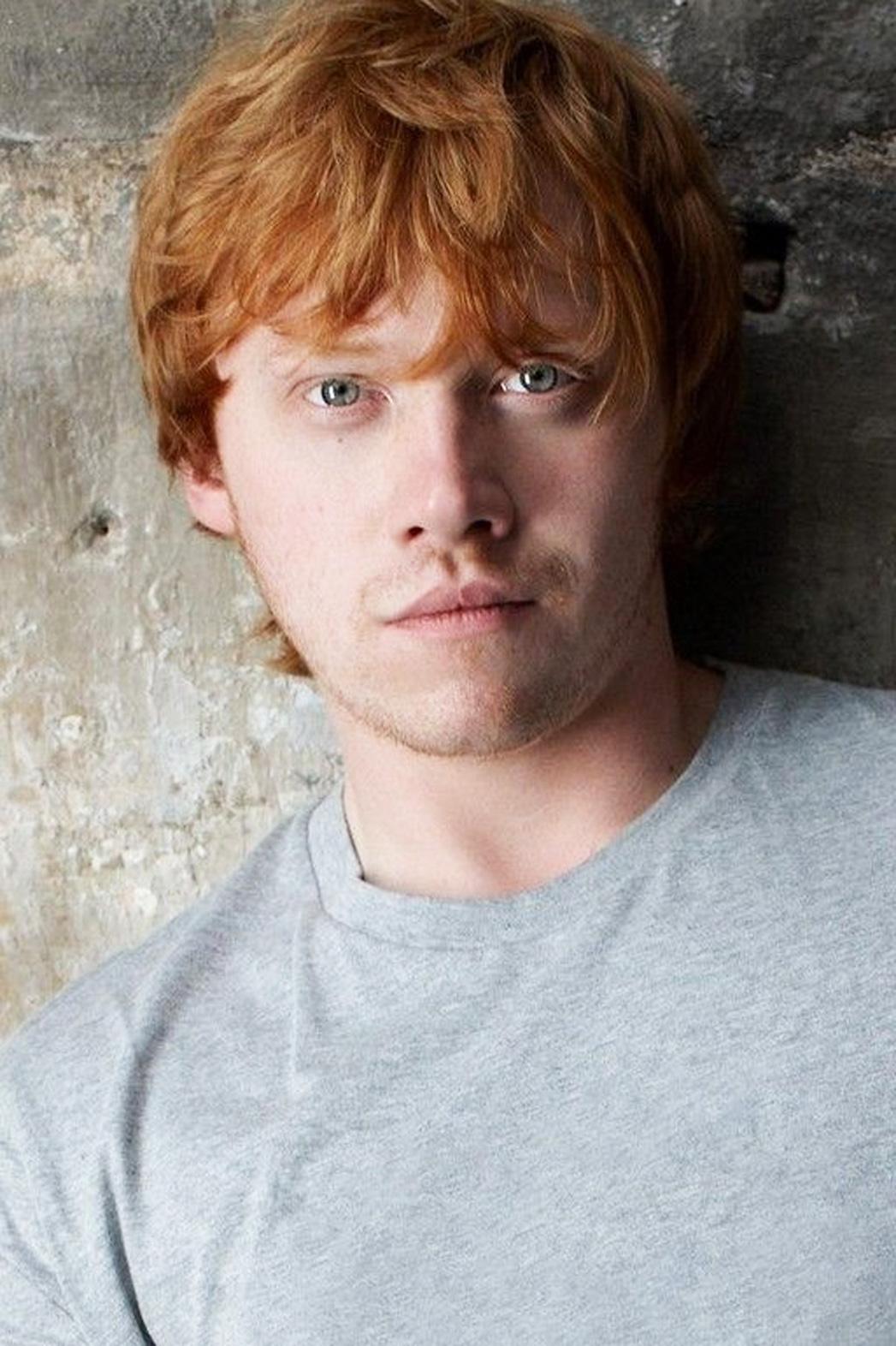 Rupert Grint Headshot - P 2014