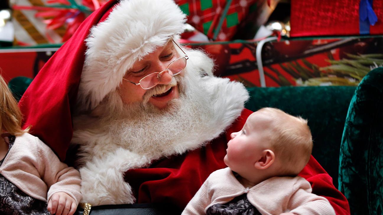 Mall Santa Claus - H 2014