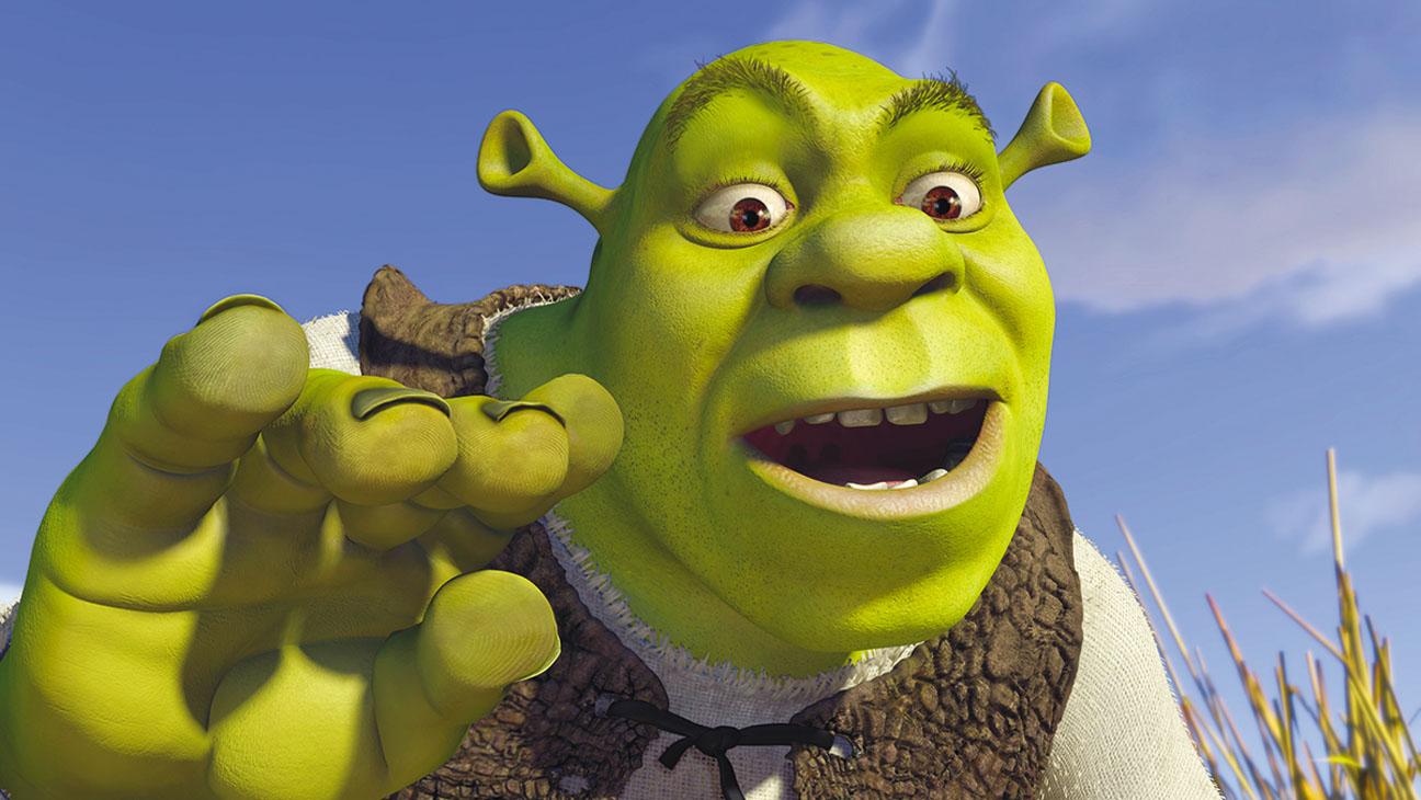 Shrek Dreamworks Still - H 2014