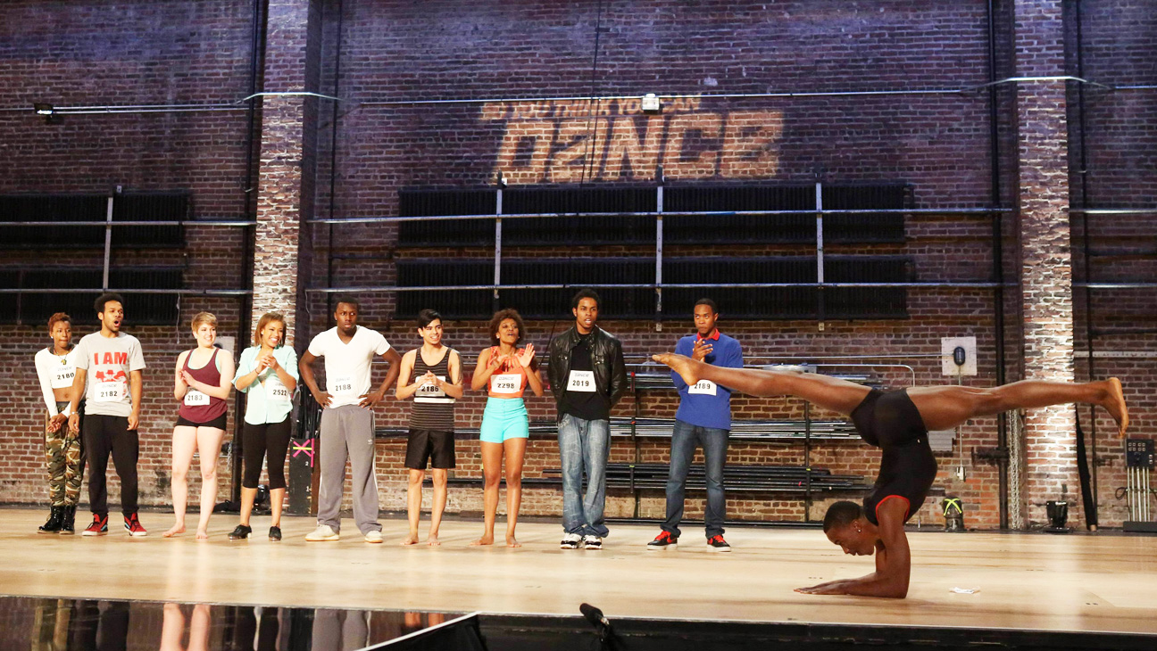 So You Think You Can Dance Season 11 Auditions - H 2014
