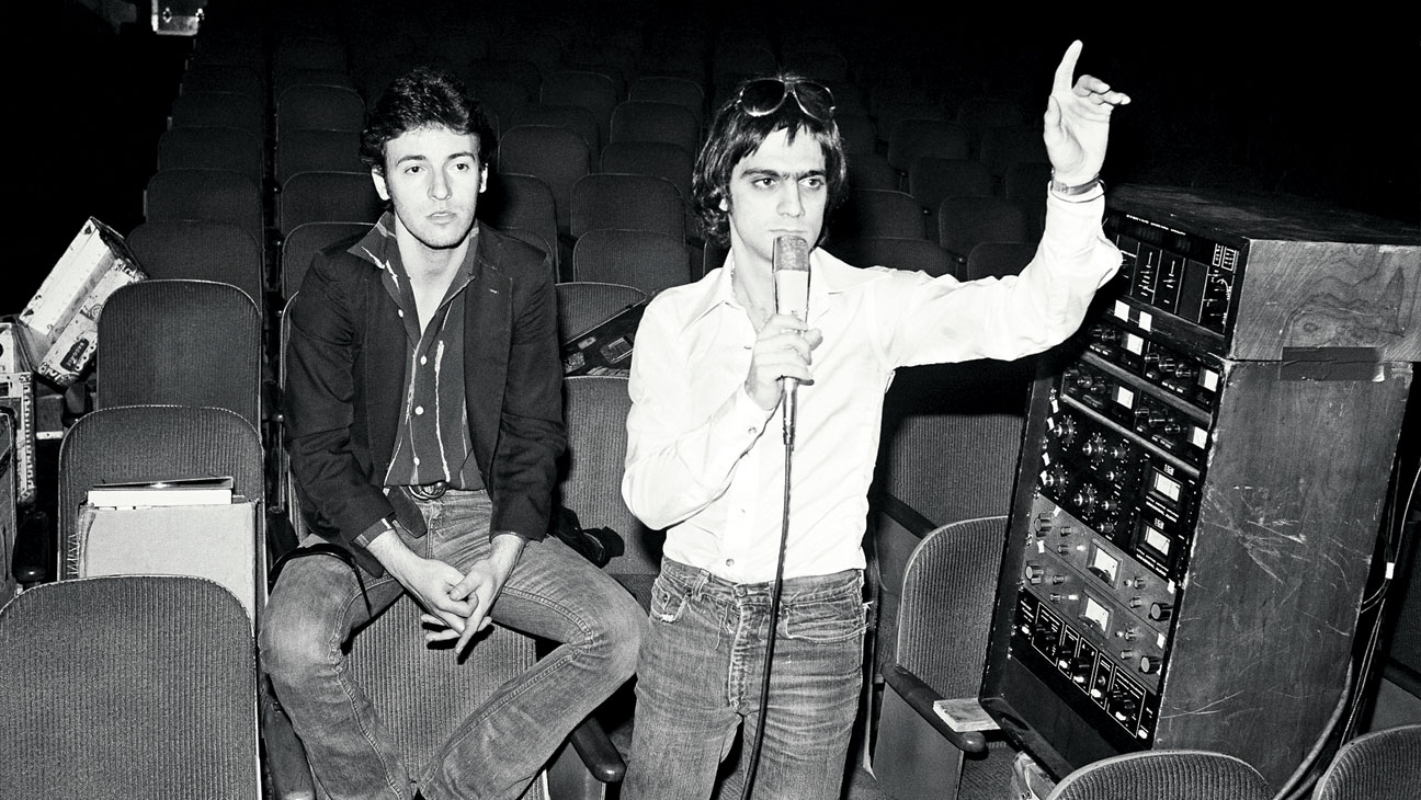 Throwback Thursday: Jimmy Iovine Laid Down Beats for Springsteen in 1975 | Hollywood Reporter
