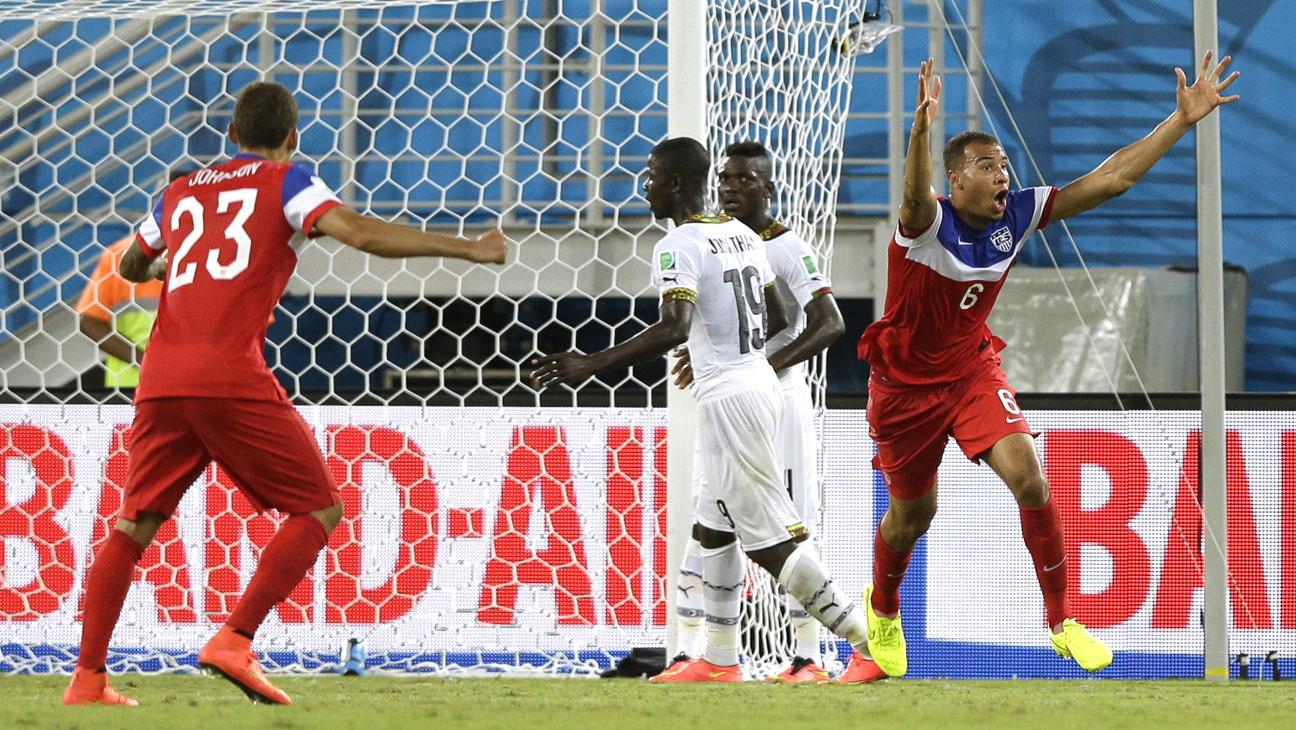 Team USA vs. Ghana World Cup Match - H 2014