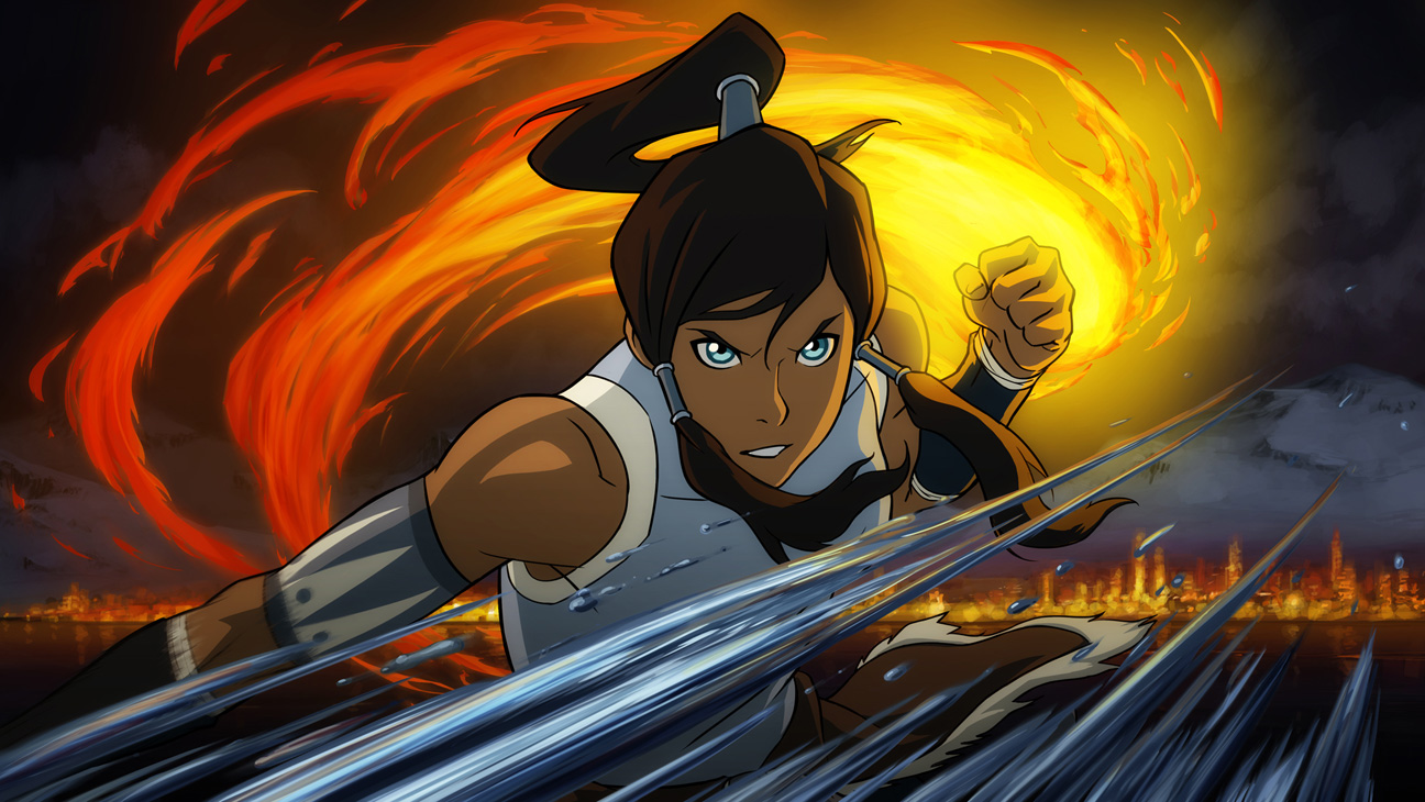 The Legend of Korra Season 3 - H 2014