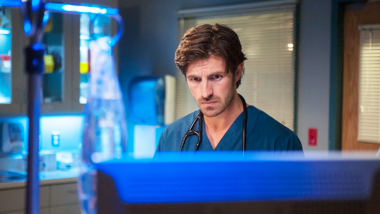 The Night Shift 'Grace Under Fire' Episode 103 Eoin Macken - H 2014