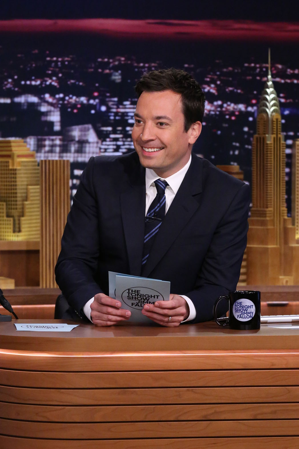 Jimmy Fallon Tonight Show NYC - P 2014