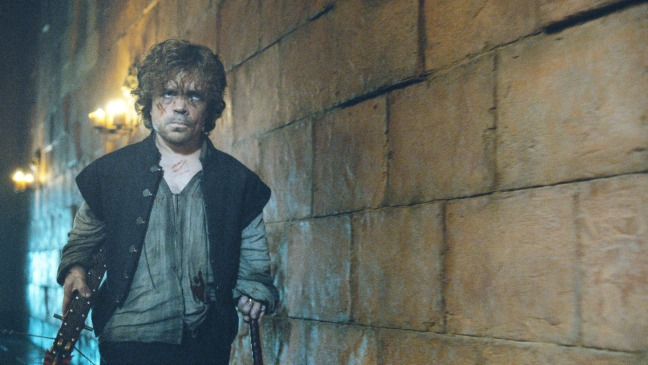 Game of Thrones Peter Dinklage S04 Finale - H 2014