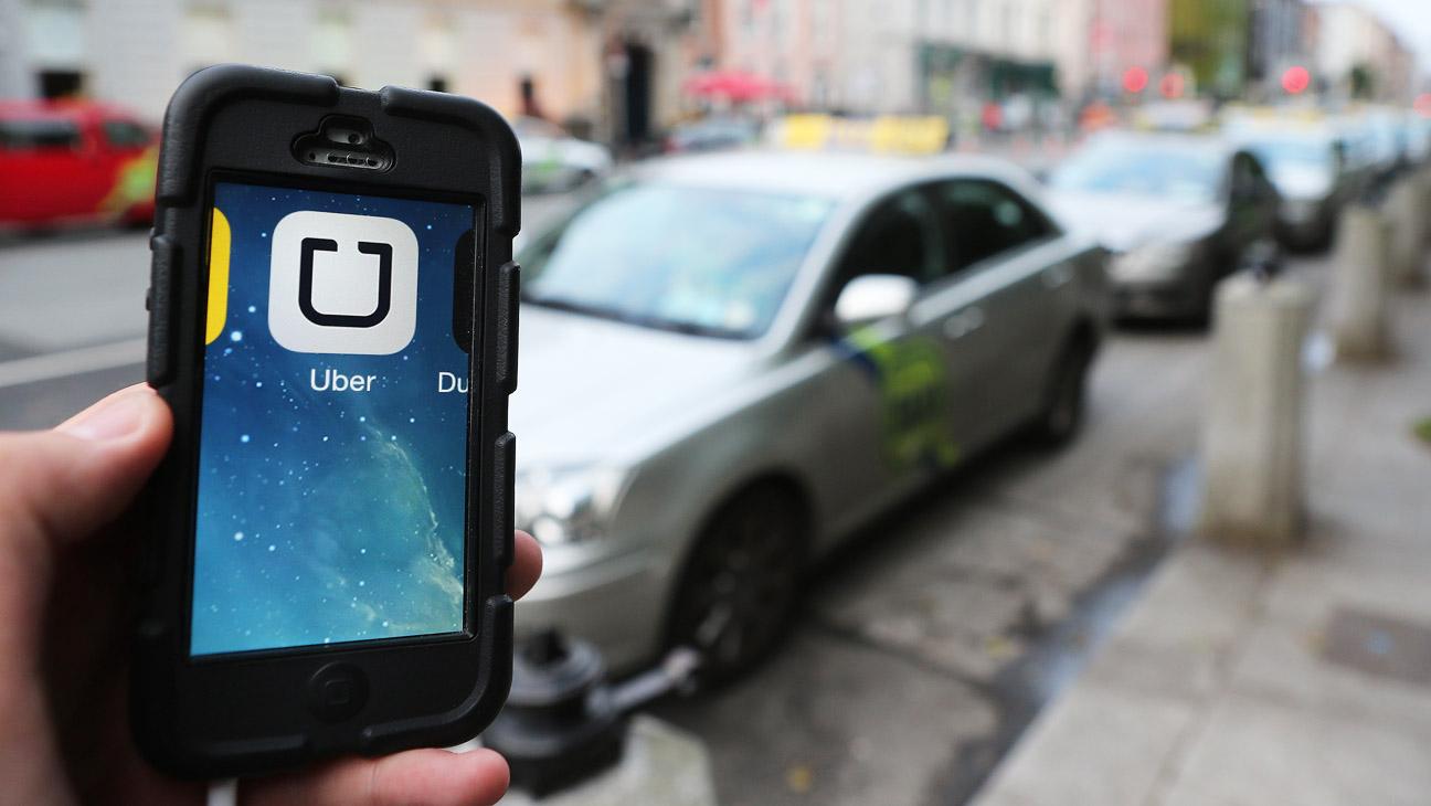 Uber App Generic Image - H 2014