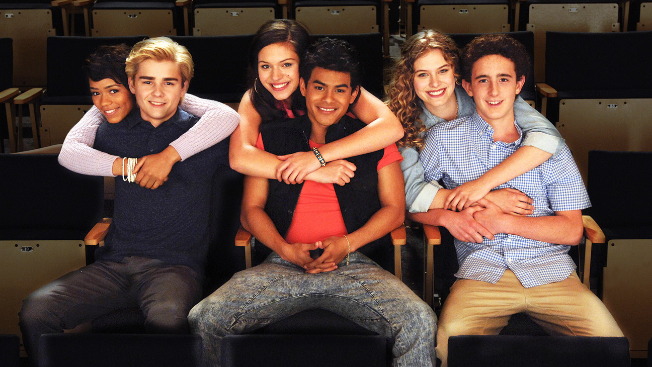 Unauthorized Saved by the Bell Cast - H 2014