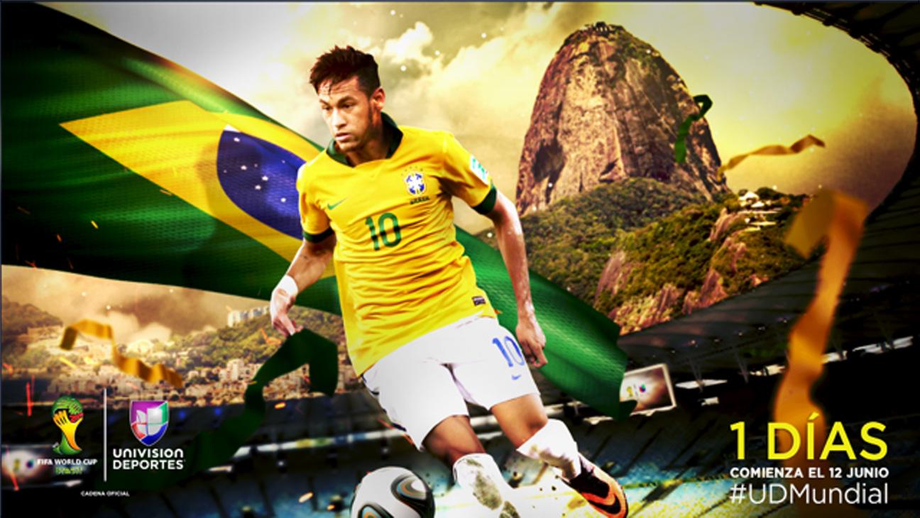Univision World Cup Publicity - H 2014