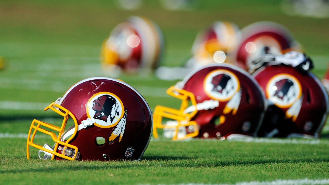 Washington Redskins Helmets - H 2014