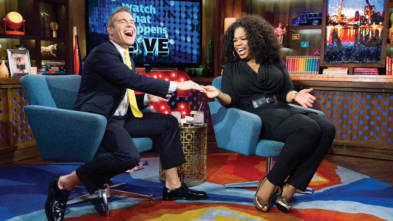 Nate Berkus On Oprah