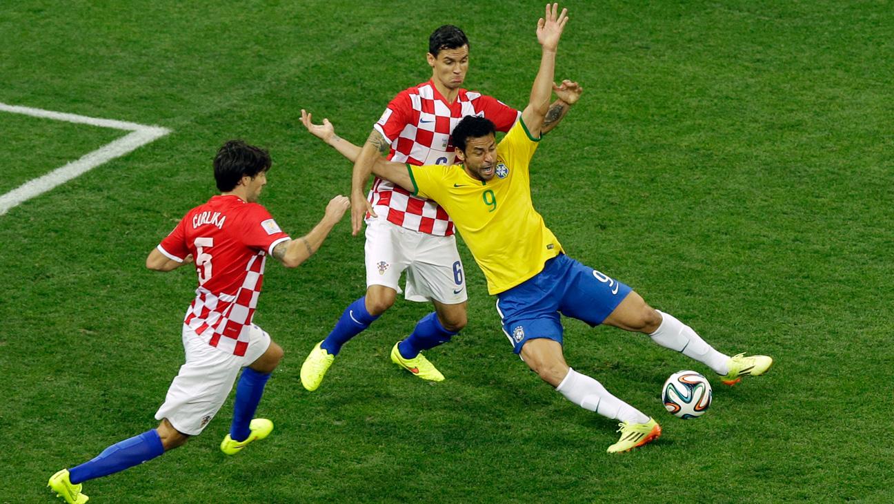 Croatia Brazil World Cup Match - H 2014