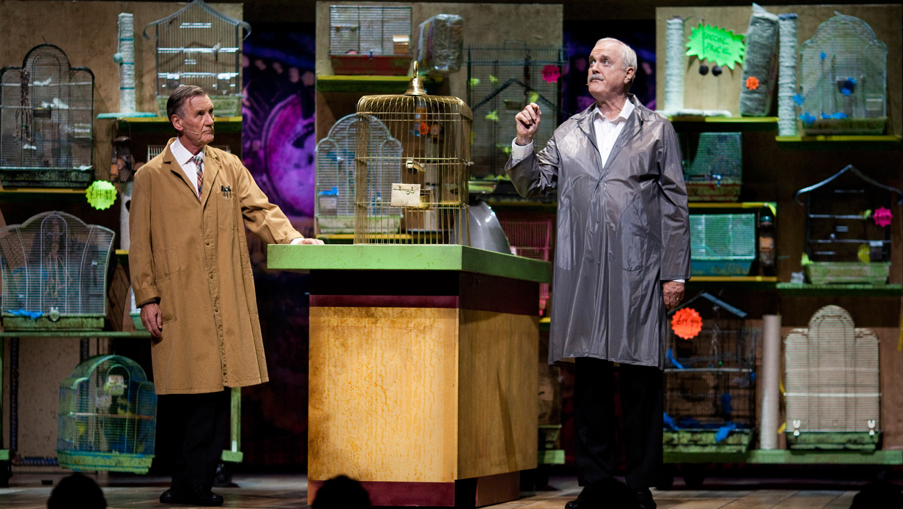 Monty Python Live - H 2014